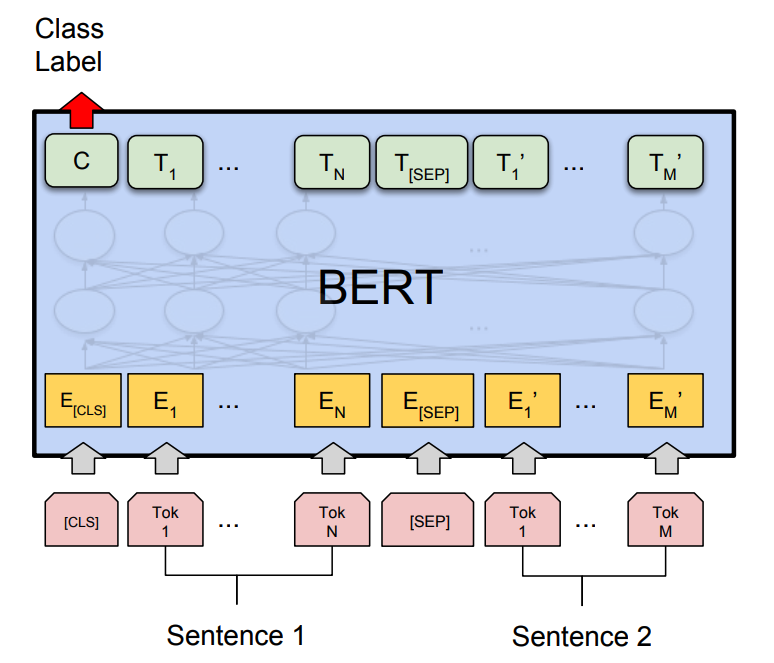 Fine-tuning Sentence Pair Classification with BERT